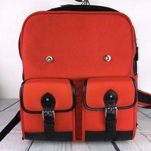 63415db36c Ralph Lauren Bags - Ralph Lauren Men s Luggage Back Pack 17 Inches